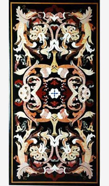 Piedmont Inlaid Table art.12