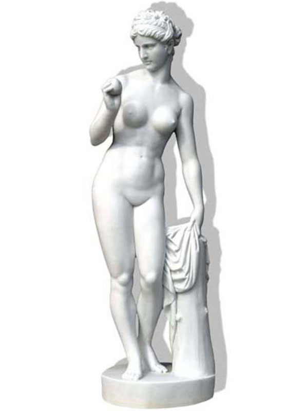 Venus of the Pomo, and in the Greek mythology also called of the Discordia, as not invited to the wedding of Peleo, threw the apple with written